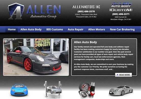 Allen Automotive Group